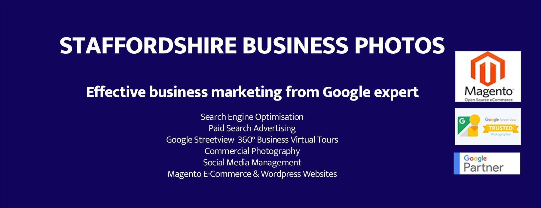 Staffordshire Business Photos services